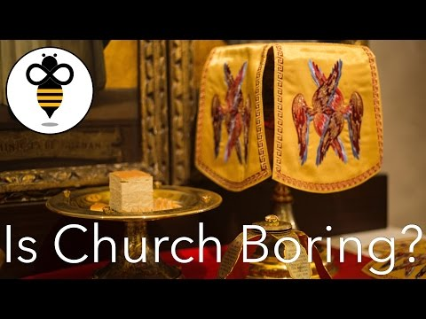 Be the Bee #58 - Is Church Boring?