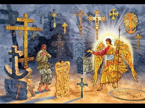 "New orthodoxy christian cartoon ""Your own cross"" (september 2015)"