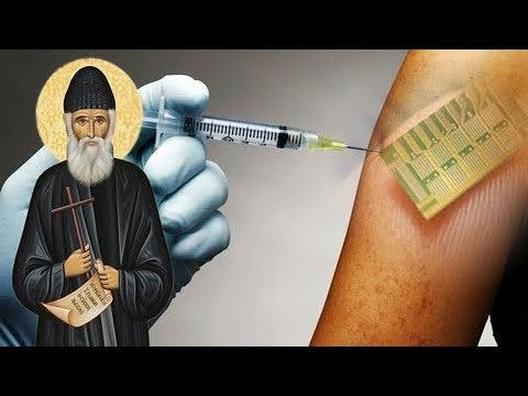 "St. Paisios: ""If You Receive the 'Inoculation' You will be 'Marked'"""