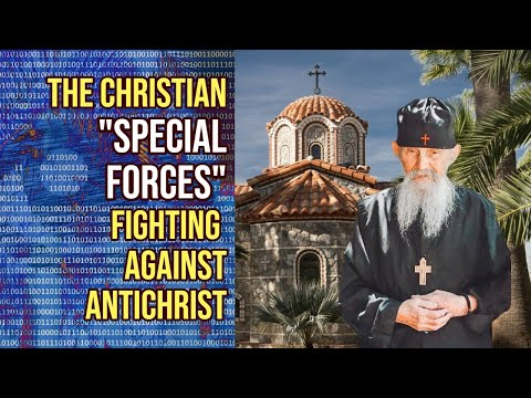 """The Christian """"Special Forces"""" fighting against antichrist 