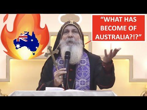 """WHAT HAS BECOME OF AUSTRALIA?!?"" SYDNEY ORTHODOX BISHOP SLAMS LOCKDOWNS"