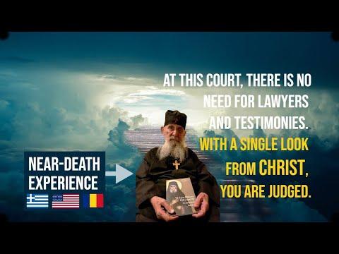 "Christian Elder on ""Crossing over"" | Fr. Ephraim of Arizona on his near-death experience"